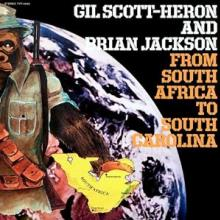 SCOTT-HERON GIL  - VINYL FROM SOUTH AFRICA TO SOUT [VINYL]