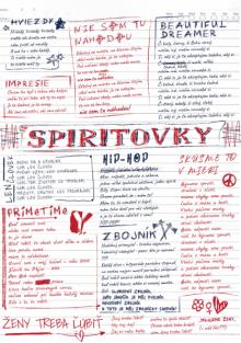 MAJK SPIRIT  - KNI SPIRITOVKY (AUTO..