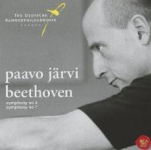 CD Jaervi Paavo/deutsche Kammerp Sinfonien 4+7