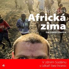 CD Hlavica Lukas Sebek: africka zima (mp3-cd)