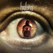CD Haken Visions (re-issue 2017)