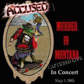 CD Accused Murder in montana