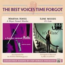 CD Hayes Martha & Woods Ile Best voices time forgot