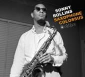 2xCD Rollins Sonny Saxophone.. [deluxe]