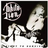 VINYL White Lion Fight to survive [ltd] [vinyl]