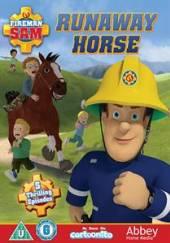 DVD Children Fireman sam: runaway..