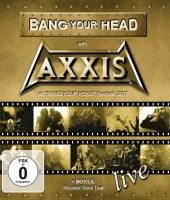 BR  Axxis Bang your head with axxis br