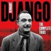 CD Reinhardt Django Complete trios