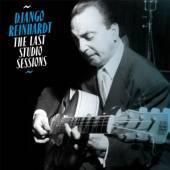 CD Reinhardt Django Last studio sessions